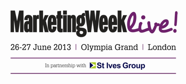 MarketingWeeklive 2013