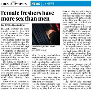 Sunday Times 14.12.14