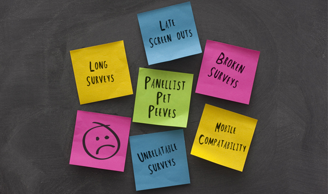 Fieldwork Tips: Avoid the pitfalls of annoying your survey respondents – top 6 pet peeves