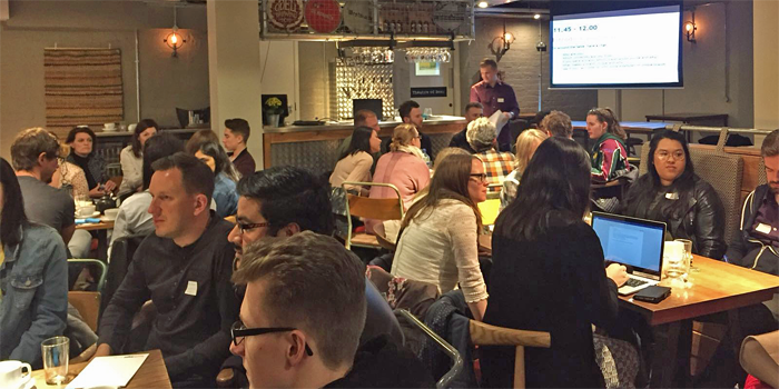 Brand Distinctiveness 101 : Here's What Happened At Our HE Insight Club Event, Birmingham