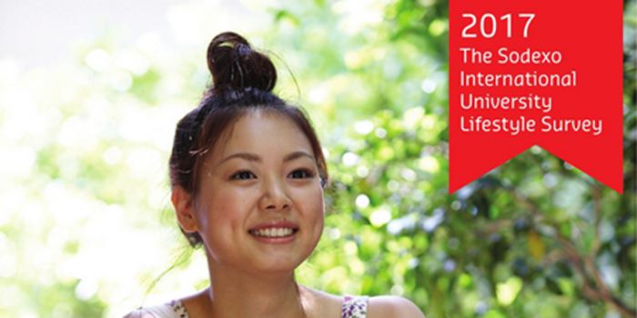 Sodexo Launches 2017 International University Lifestyle Report
